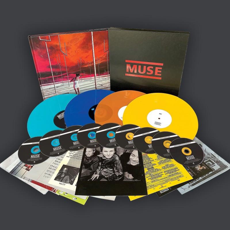 News – Muse – Origin of Muse – Box set