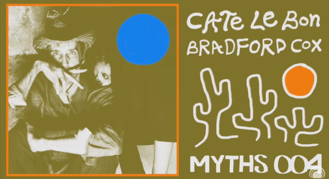 News – Cate Le Bon & Bradford Cox – Myths 004