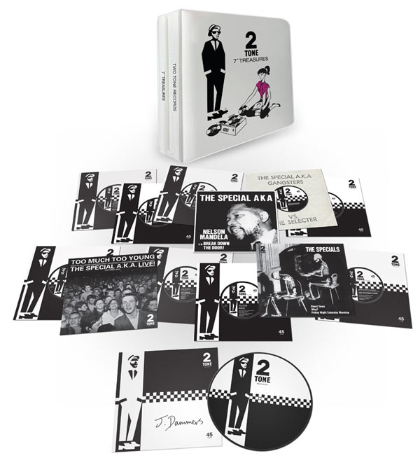 News – Two Tone 7″ Treasures – Vinyl Box Set