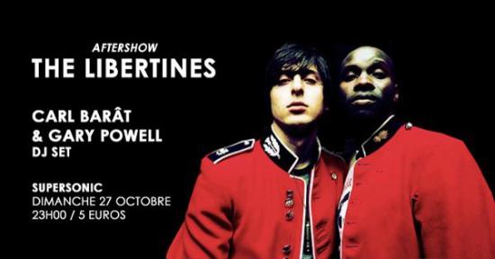 Bientôt En Concert Chez Nous – Un aftershow pour The Libertines à Paris