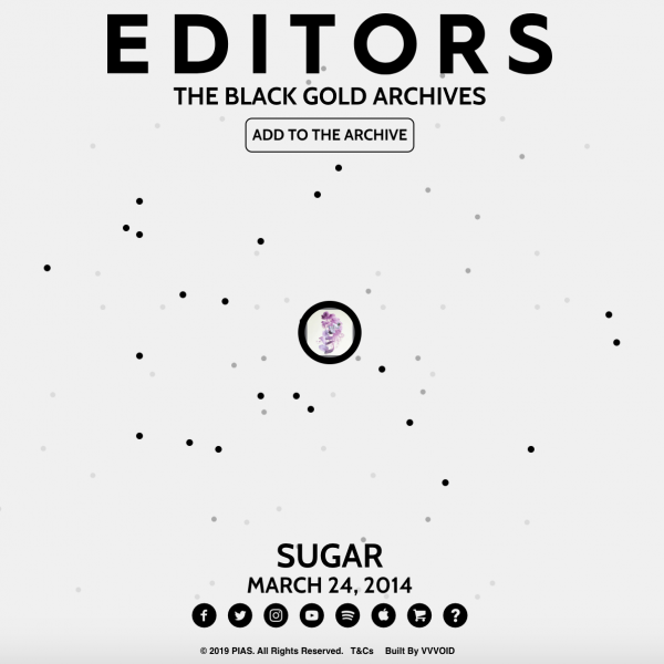 News – Editors – The Black Gold Archives