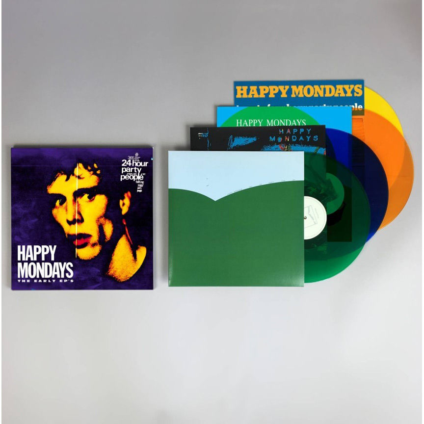 News – Happy Mondays – The Early EPs