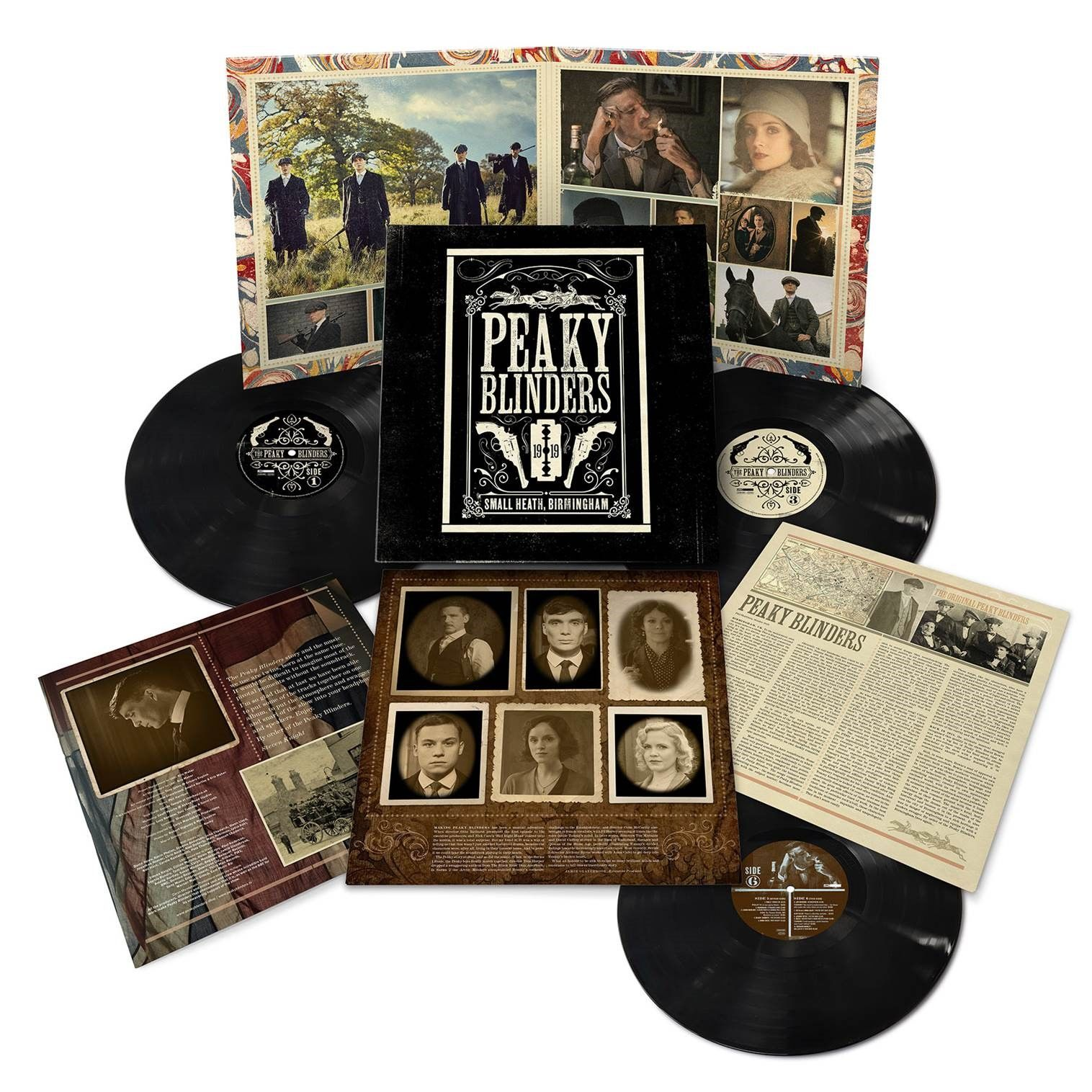 News – Peaky Blinders – Peaky Blinders OST Series 1-5