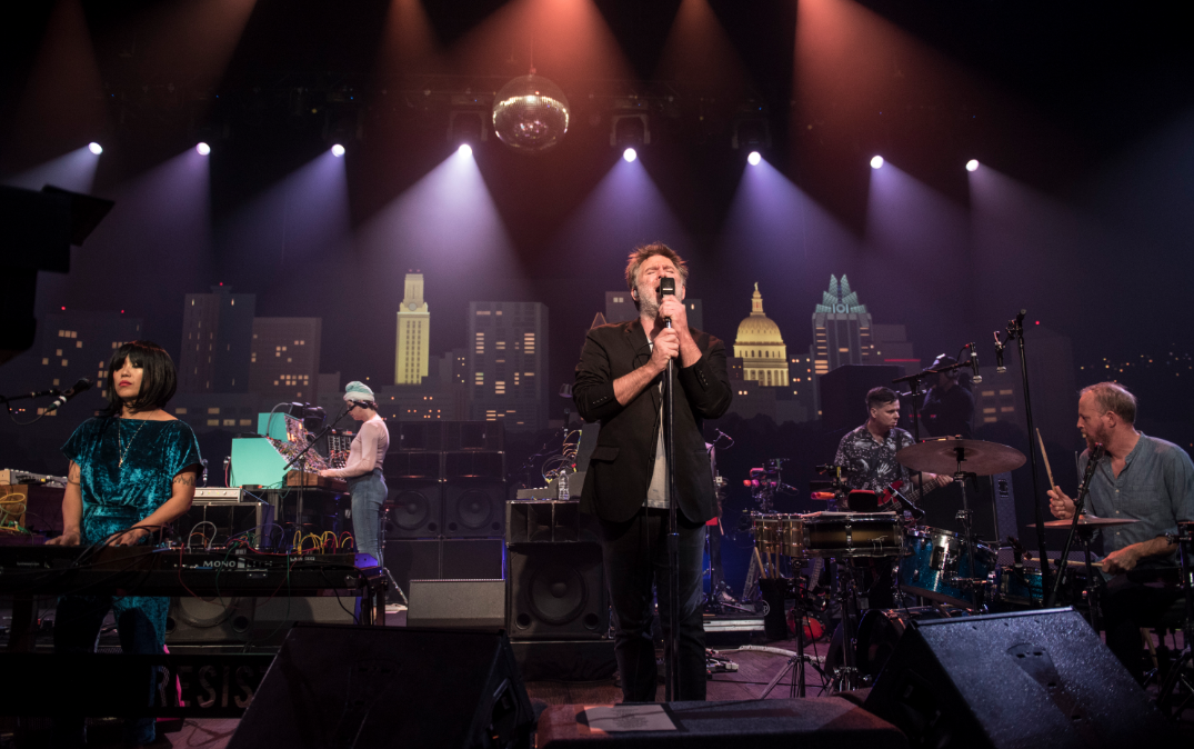 Le Live de la semaine – LCD Soundsystem – Live on Austin City Limits
