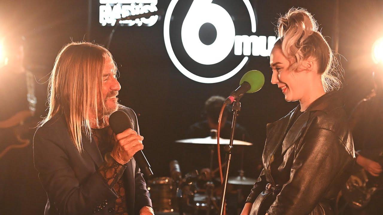 Le Live de la semaine – Iggy Pop – Live for BBC Radio 6 Music – 2019