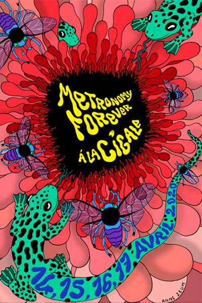 Bientôt En Concert Chez Nous – Metronomy, DIIV, Swans