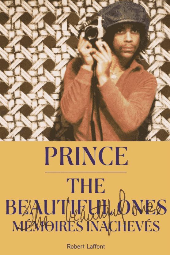 News Littéraires – Prince – The Beautiful Ones – Mémoires inachevées