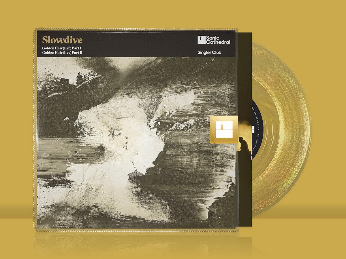 News – Slowdive – Golden Hair ( Syd Barrett – Cover)