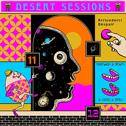 News – Desert Sessions Vols.11&12