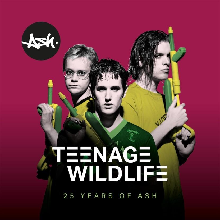 News – Ash – Teenage Wildlife: 25 Years Of Ash