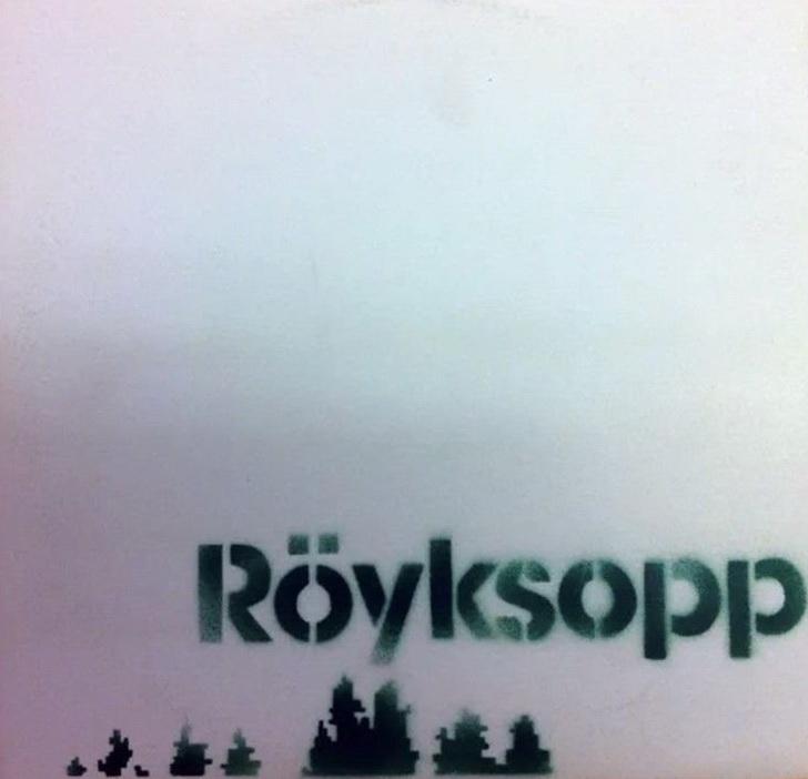 Curiosities – Röyksopp – Melody A.M. – Banksy