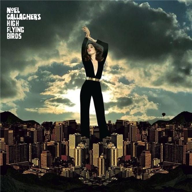 News – Noel Gallagher's High Flying Birds – Blue Moon Rising EP
