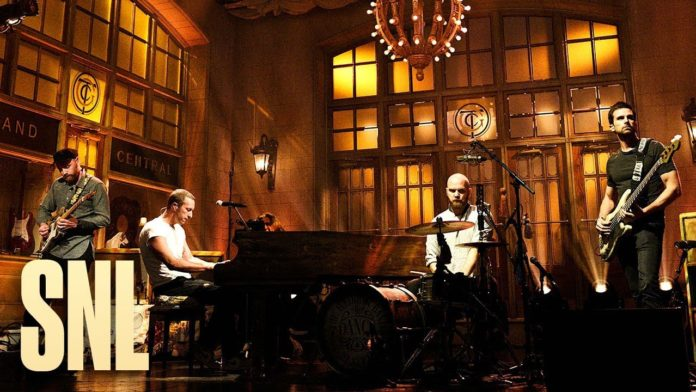 Le Live de la semaine – Coldplay – Saturday Night Live