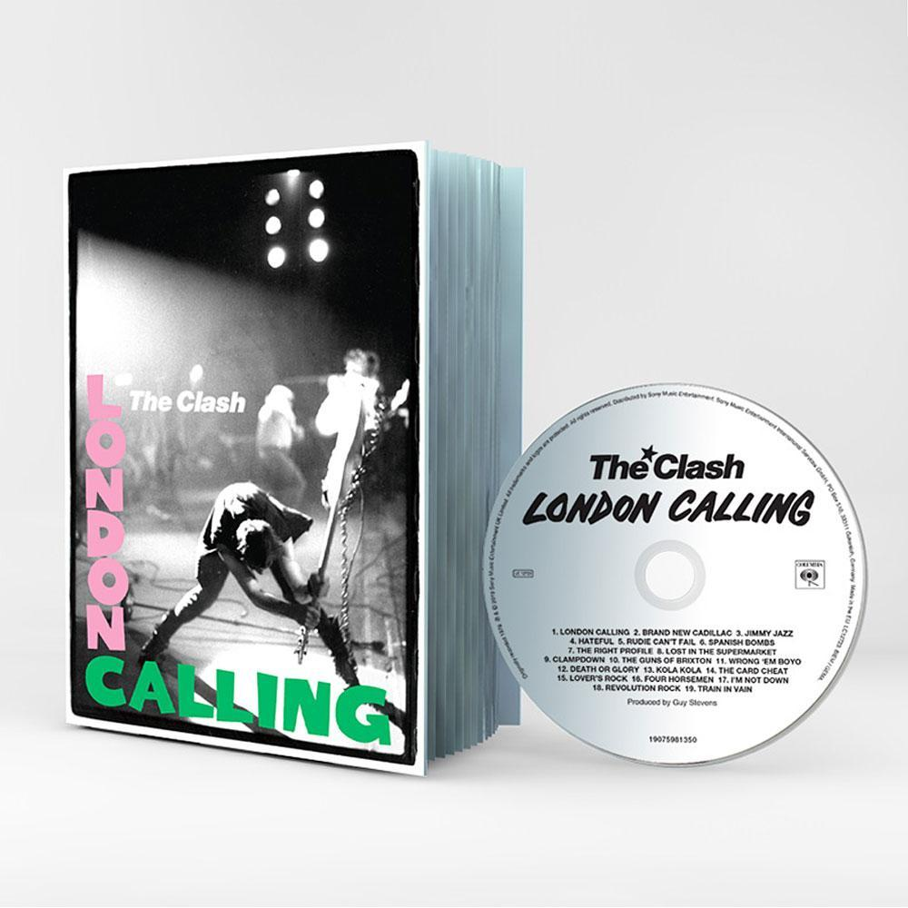 News – The Clash – London Calling –  40th anniversary edition