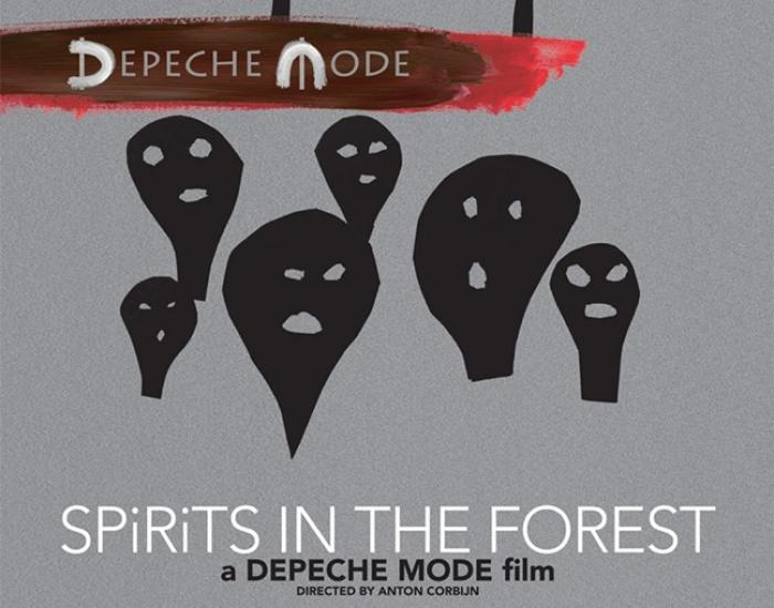 News – Depeche Mode: Spirits in the Forest