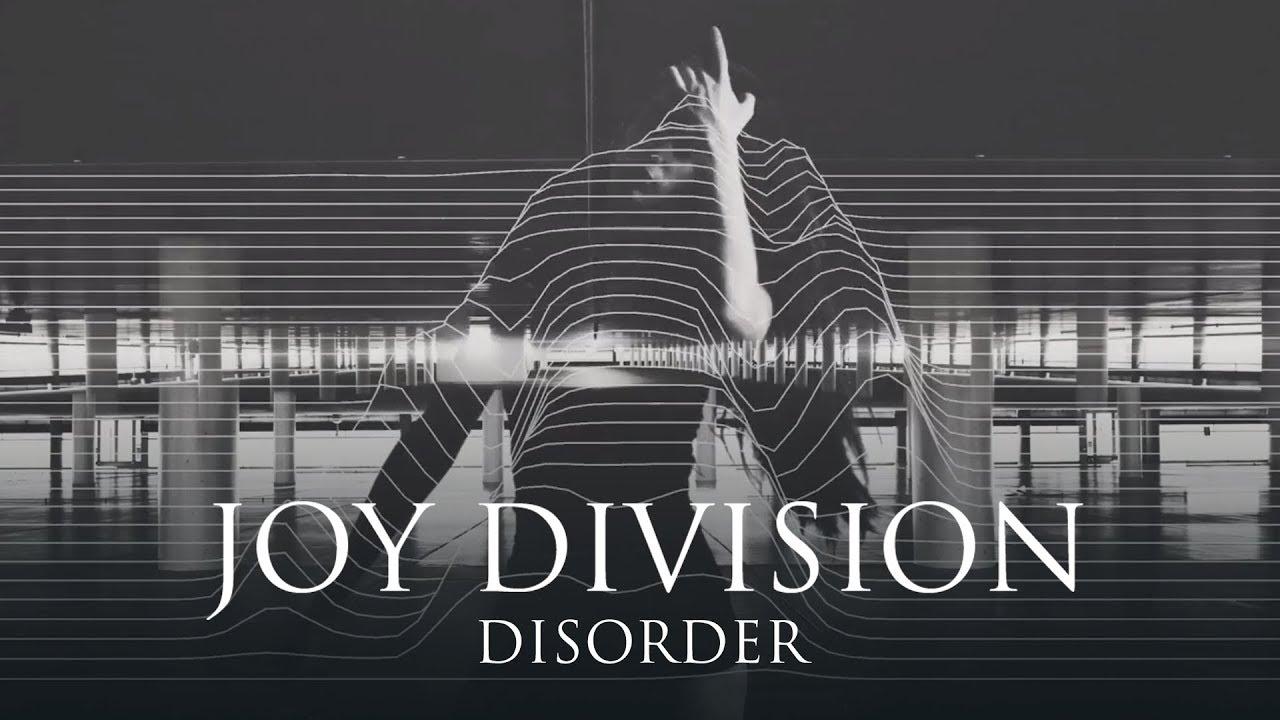 News – Joy Division – Disorder – Reimagined