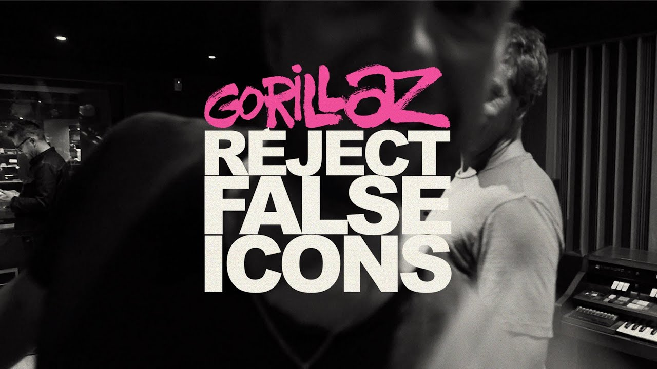 News – Gorillaz – Reject False Icons
