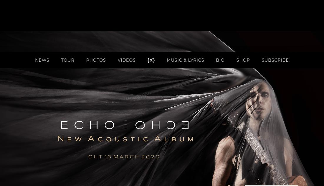 News – IAMX – Echo Echo – Acoustic album