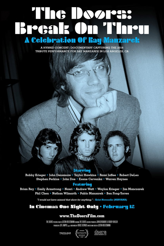 News – The Doors : Break On Thru – A Celebration of Ray Manzarek