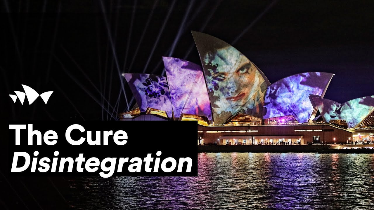 Le Live de la semaine – The Cure – Sydney Opera House