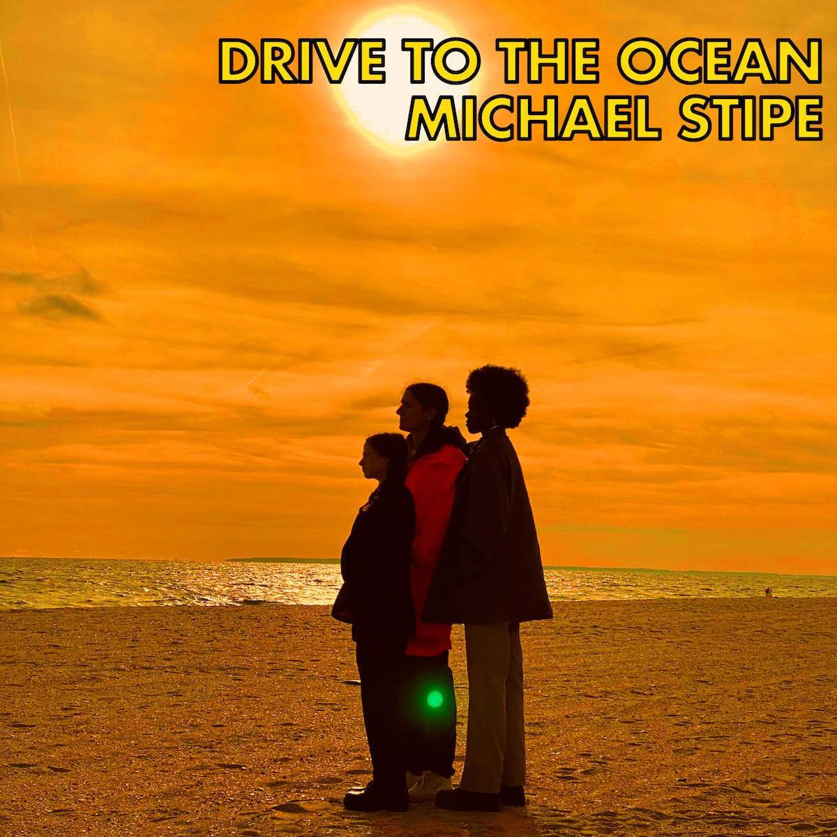 News – Michael Stipe – Drive to the Ocean