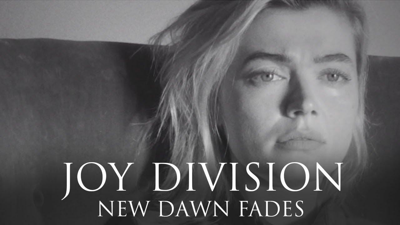 News – Joy Division – New Dawn Fades – Vidéo