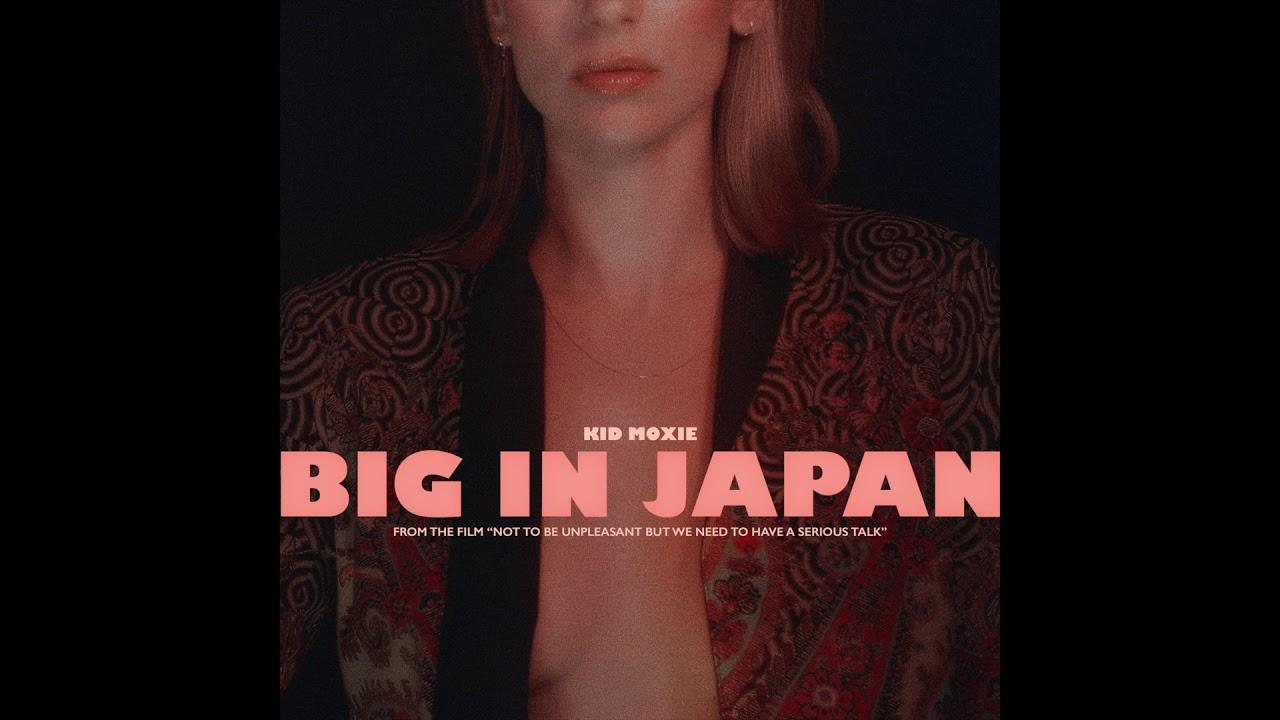 News – Kid Moxie – Big In Japan ( Alphaville cover)