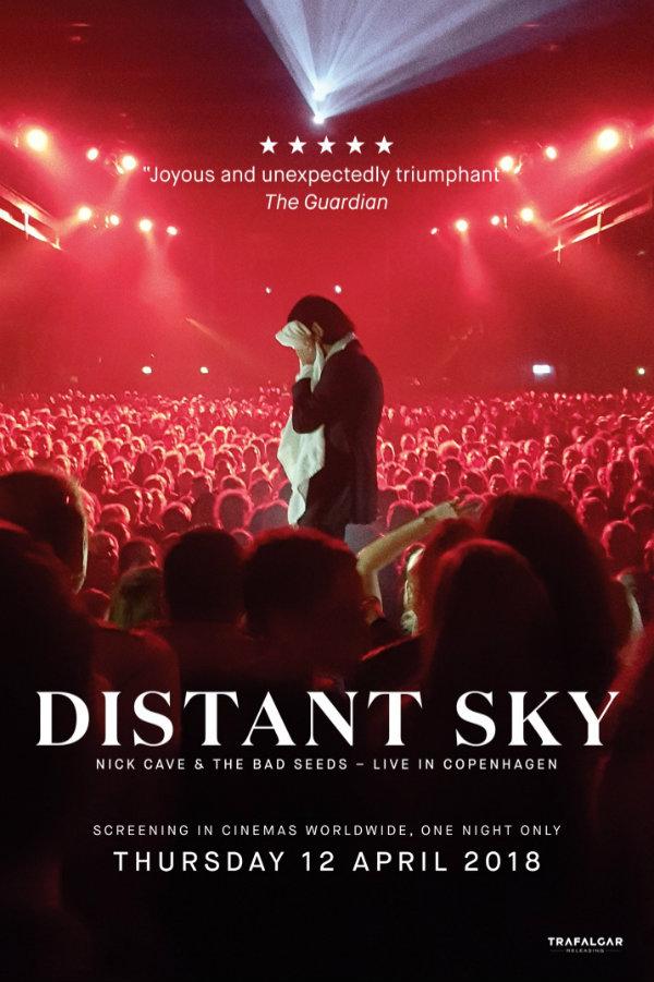 Le Live de la semaine – Nick Cave & The Bad Seeds «Distant Sky Live in Copenhagen»