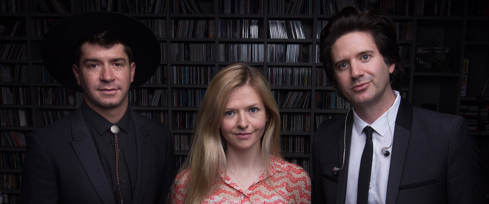 Le Live de la semaine – Still Corners – Live in KUTX Studio 1A