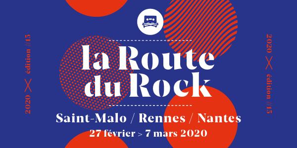 Festival – La Route du Rock – Collection Hiver 2020