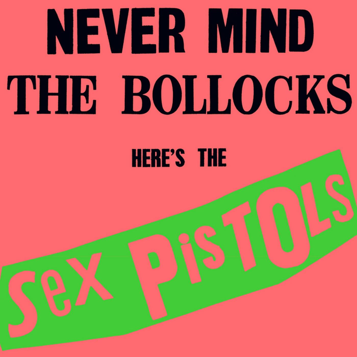 News – The Sex Pistols – Never Mind The Bollocks – Pink vinyl