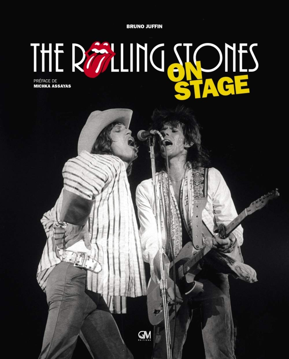 News Littéraires – The Rolling Stones on stage – Bruno Juffin