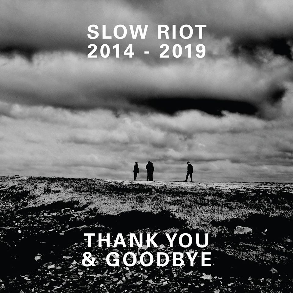 Le Live de la semaine – Slow Riot – Trophy Wife – Live for Press Record