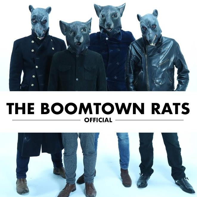 News – The Boomtown Rats – Trash Glam Baby