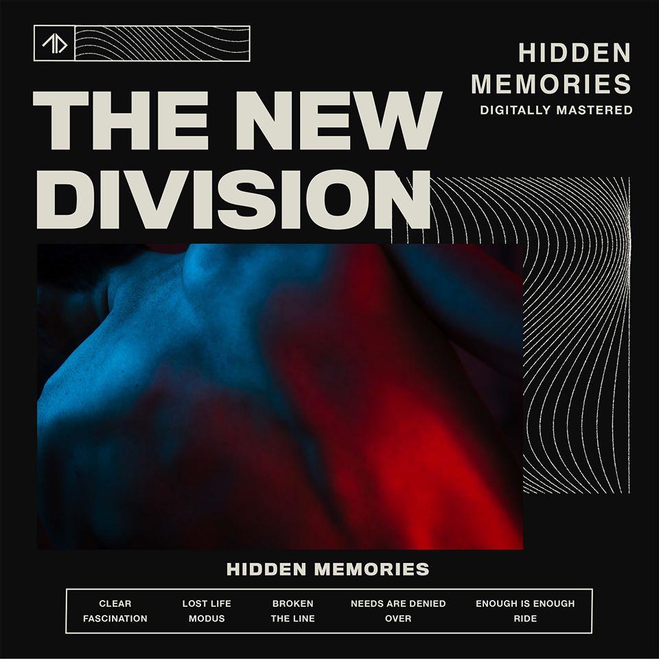 Electro News @ – The New Division – Hidden Memories