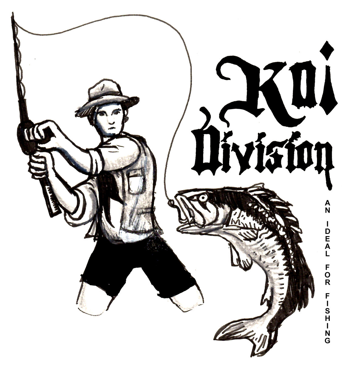 Curiosities – Koi Division – An Ideal For Fishing EP