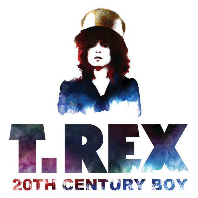 News – T. Rex – 20th Century Boy ft. Rolan Bolan and Wayne Hussey