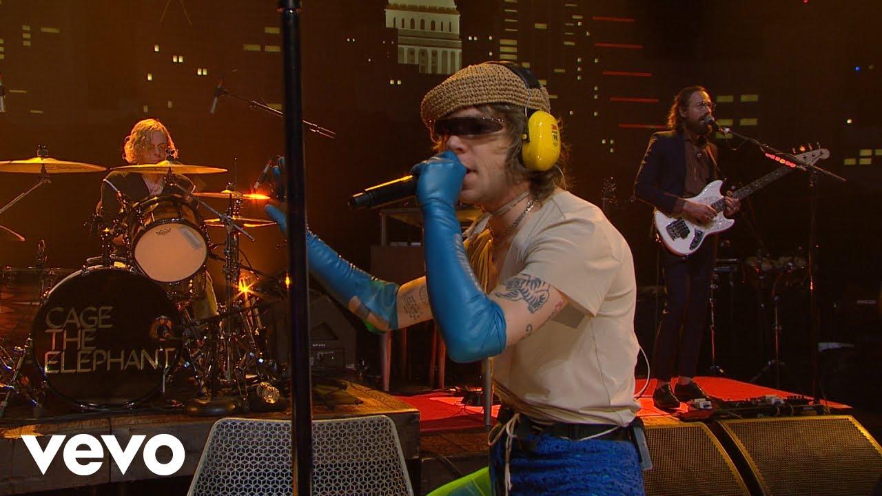 Le Live de la semaine – Cage The Elephant – Broken Boy – Austin City Limits
