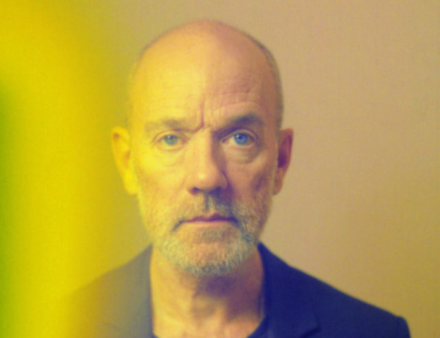 News – Michael Stipe – Drive To The Ocean – Vidéo