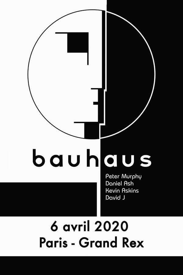 Bientôt En Concert Chez Nous – Bauhaus – Paris