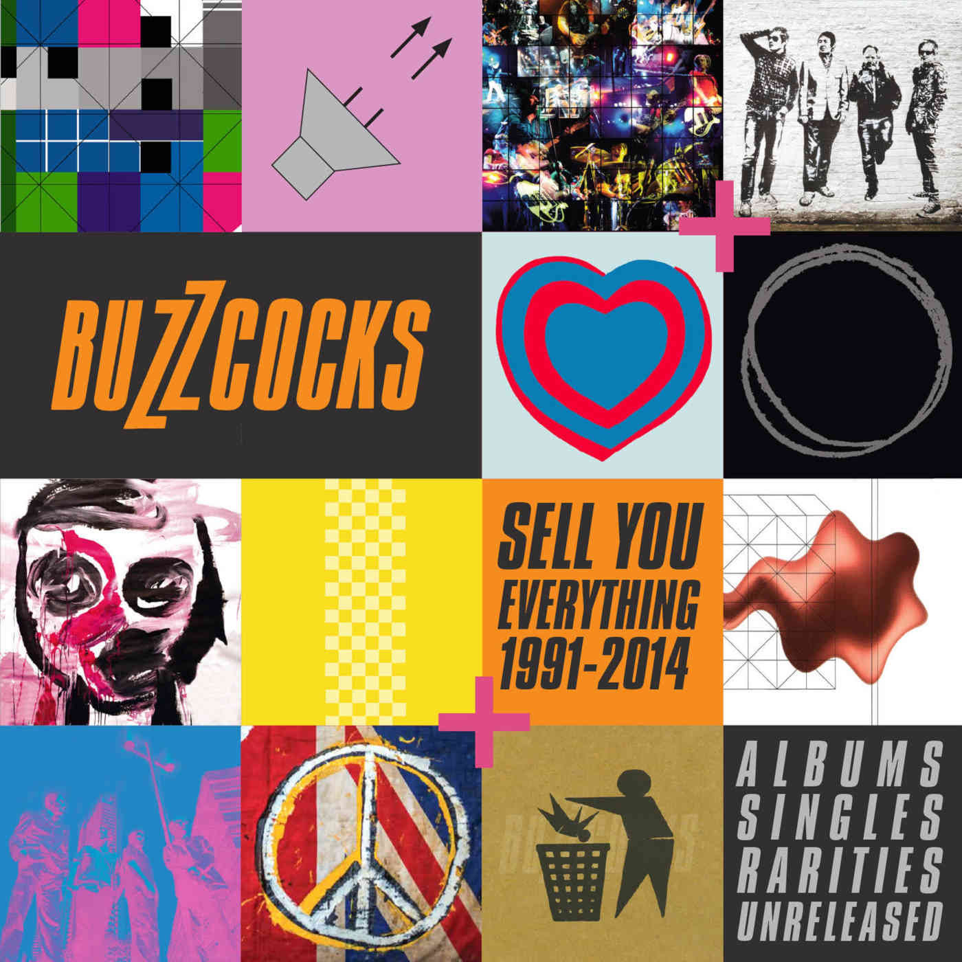 News – Buzzcocks: Sell You Everything (1991-2014) – Deluxe box set