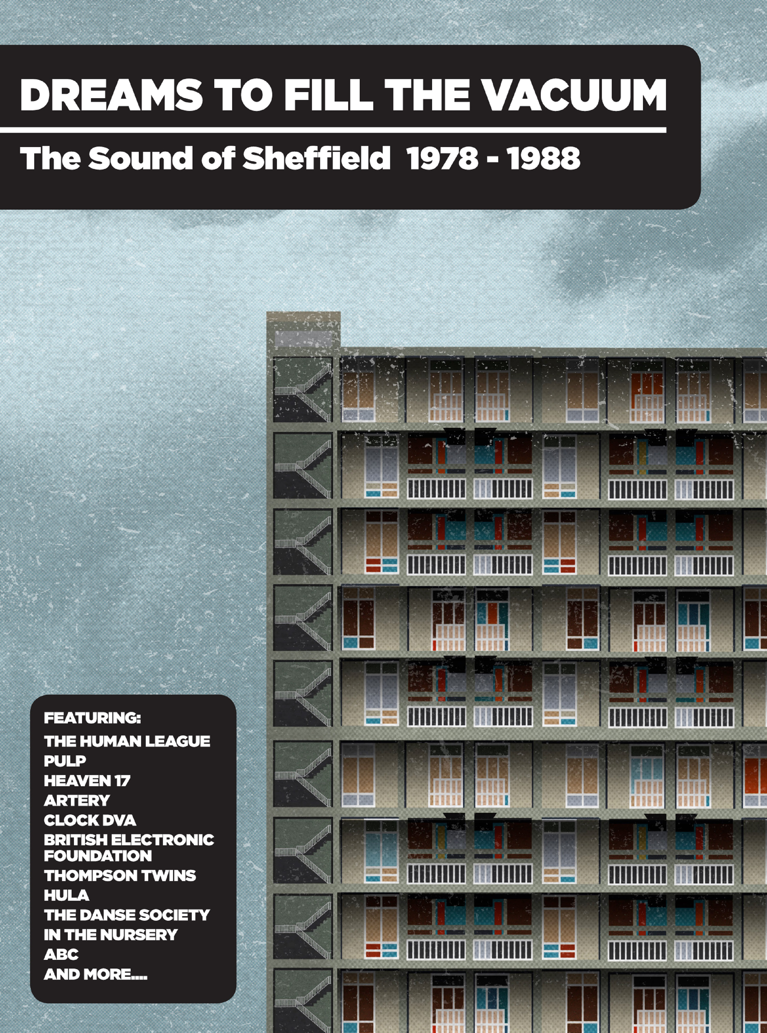 News – Dreams To Fill The Vacuum – The Sound Of Sheffield 1978-1988