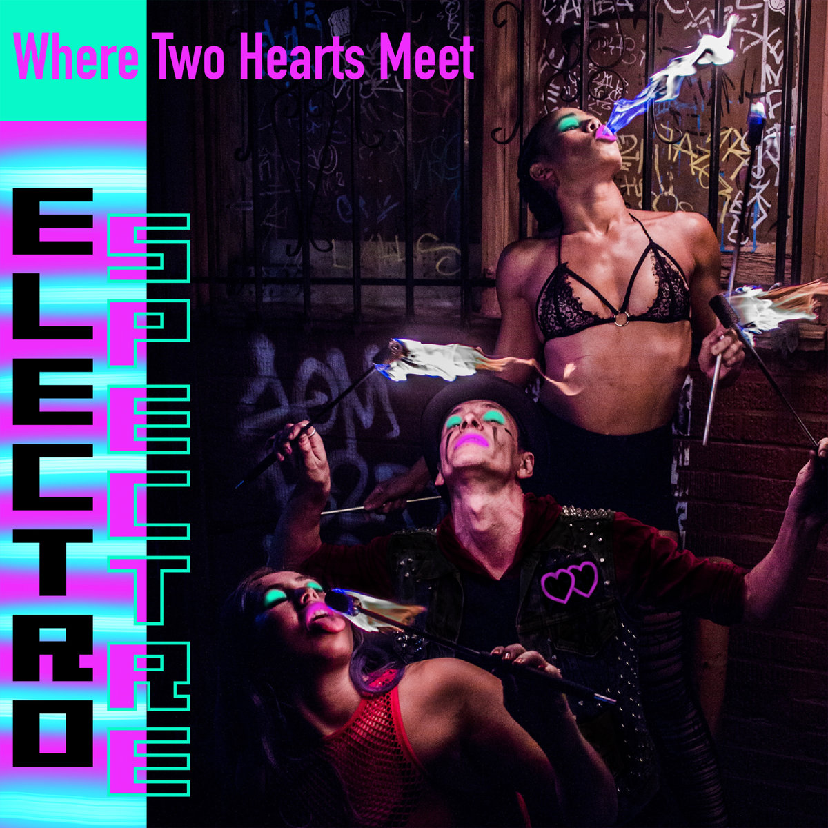 Electro News @ – Electro Spectre – Where Two Hearts Meet – EP