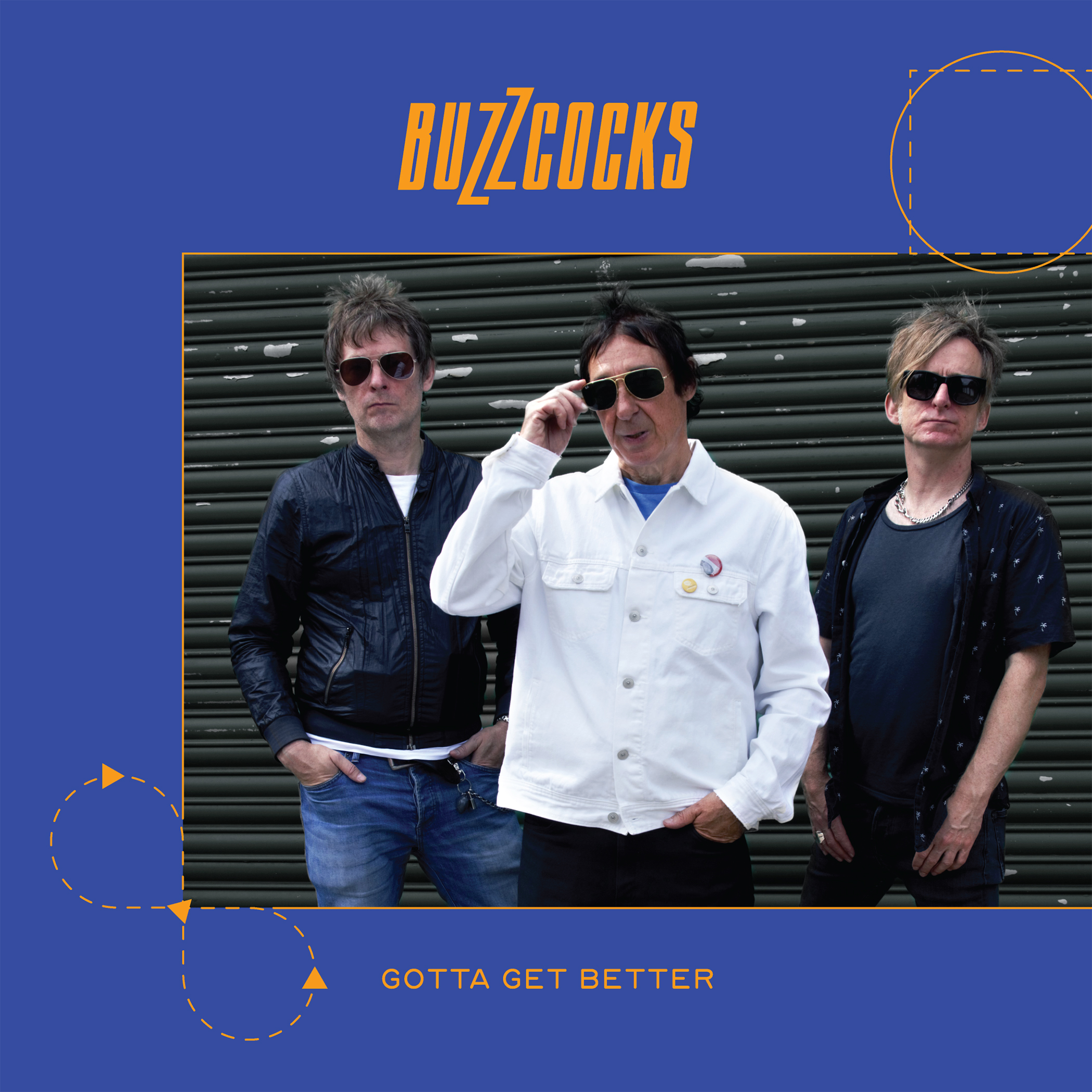 News – Buzzcocks – Gotta Get Better