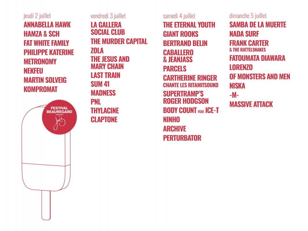 Festival – Festival Beauregard 2020