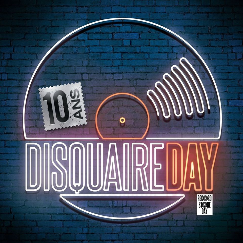 News – Disquaire Day – 20 juin 2020