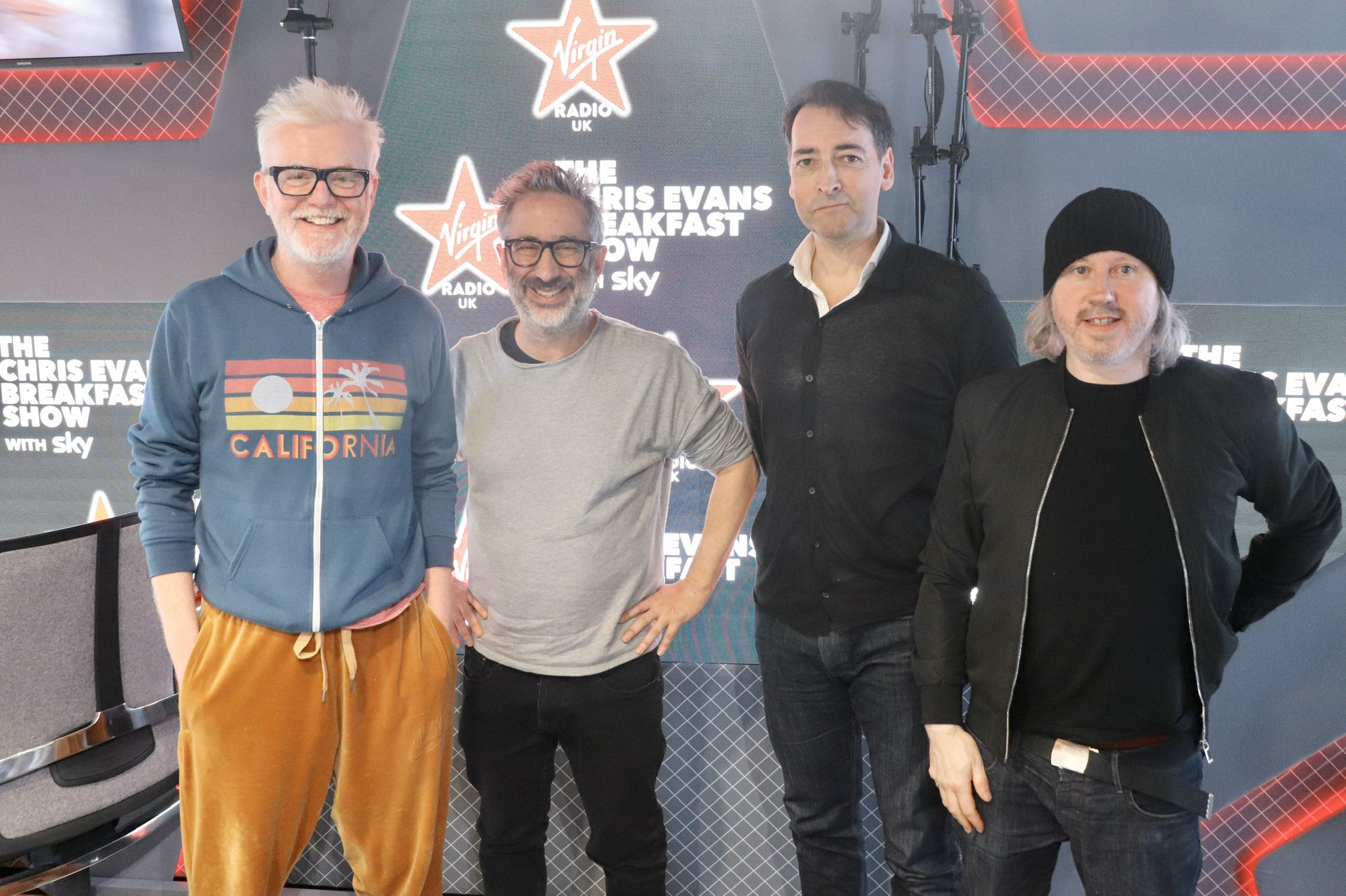 Le Live de la semaine – Badly Drawn Boy – This Is The Day (Live On The Chris Evans Breakfast Show with Sky)