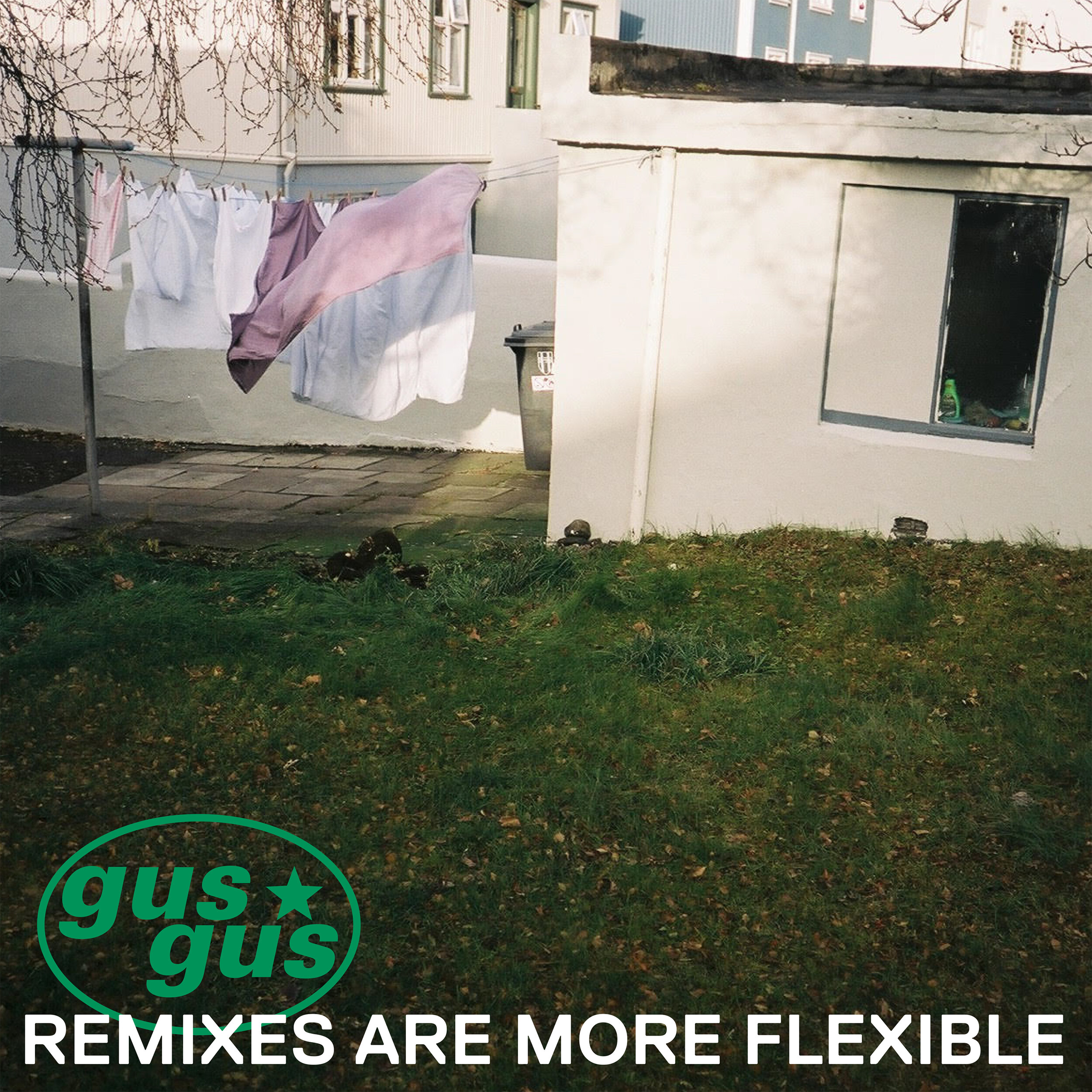 Electro News @ – GusGus – Remixes Are More Flexible, Pt. 2
