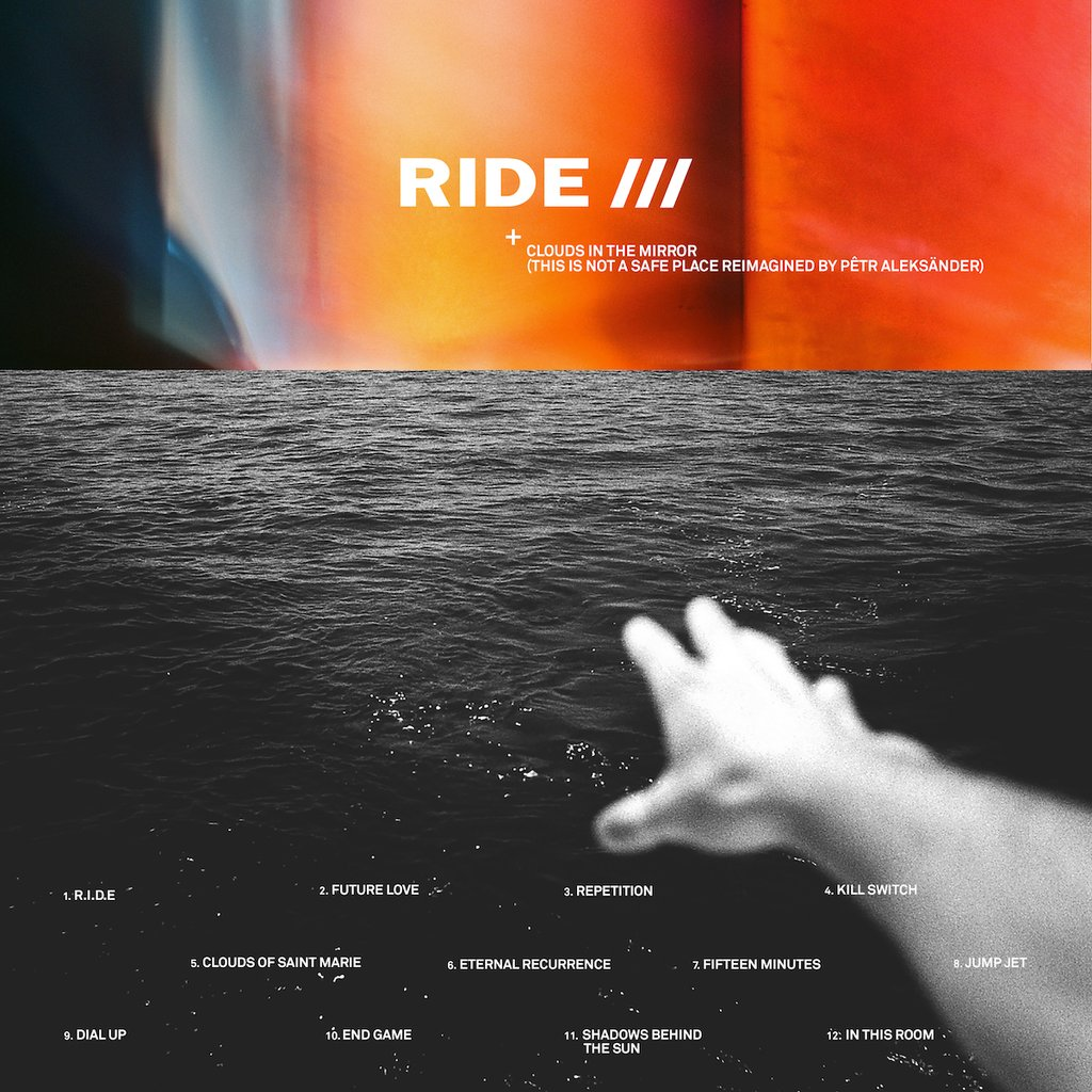 News – Ride – Clouds In The Mirror