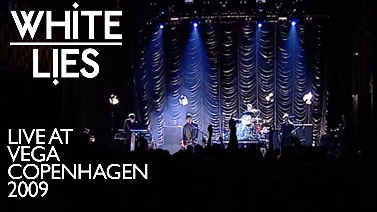 Le Live de la semaine – White Lies – Live at the Vega, Copenhagen, 2009
